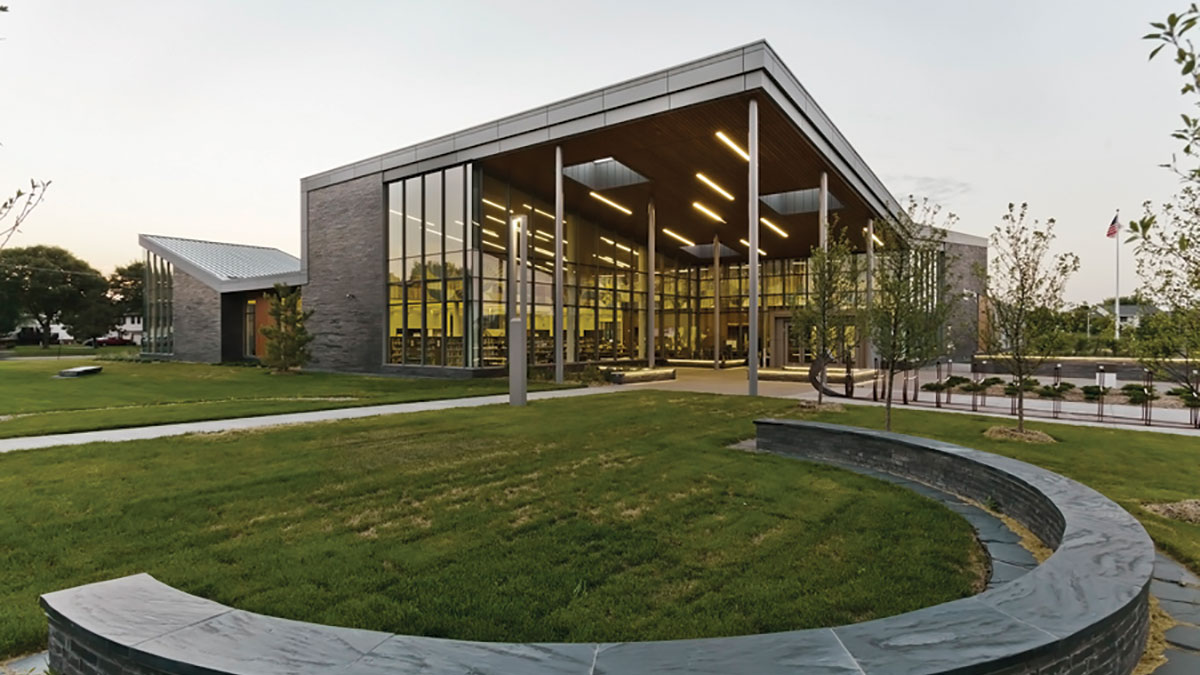 Brooklyn Park Library